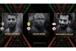 Waiting for African king! Salah-Mane-Mahrez, Who's the Best in Africa?
