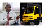 Aliko Dangote, Africa's richest man bought 10,000 cars from Indonesia