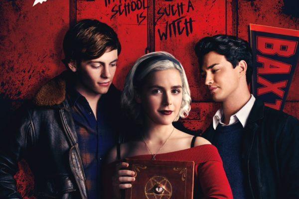 sabrina season 2 cover
