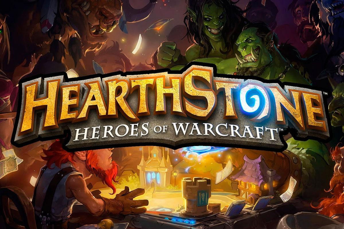 Hearthstone Heroes of the Warcraft