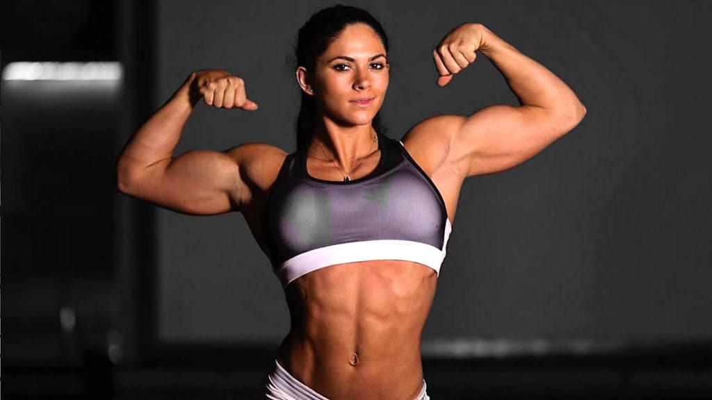 Big Female Biceps Instagram