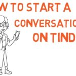 how to start a conversation on tinder