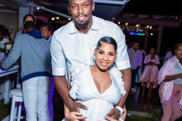 Usain Bolt and Girlfriend Kasi Bennett Welcomes Baby Girl