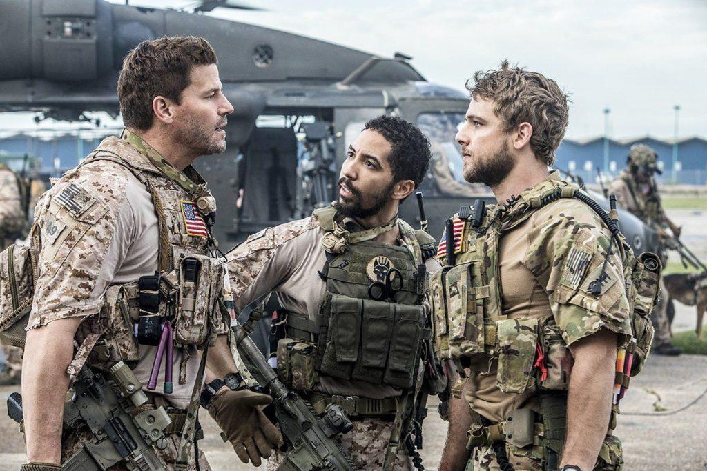 SEAL team season 3