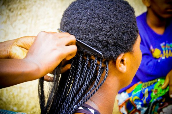 Hairdressers go underground since lockdown continues in South Africa