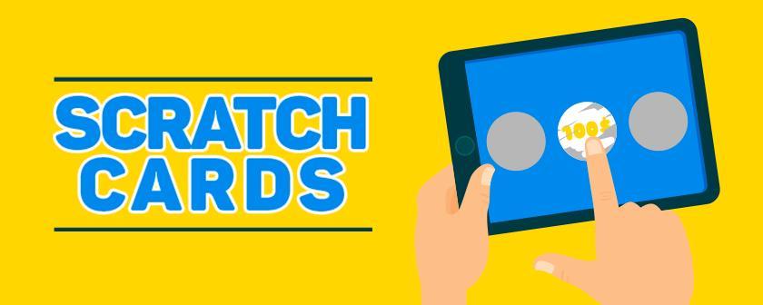 Online Scratch cards Work