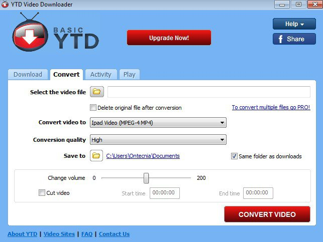 Best mp3 to youtube converter