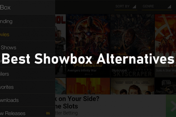 Showbox alternatives