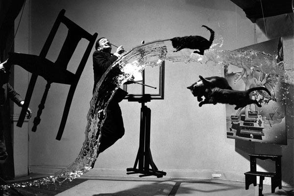 philippe halsman dali atomicus 1948
