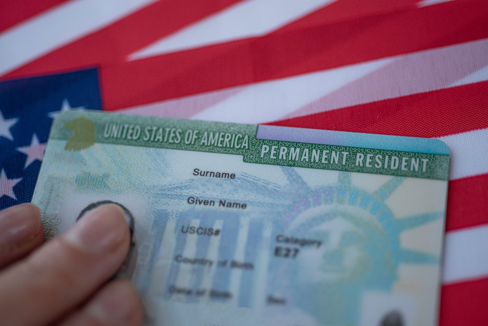 Green Card for the USA