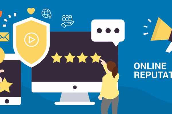 Steps Improving Online Reputation