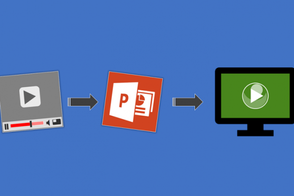 embed youtube video in powerpoint