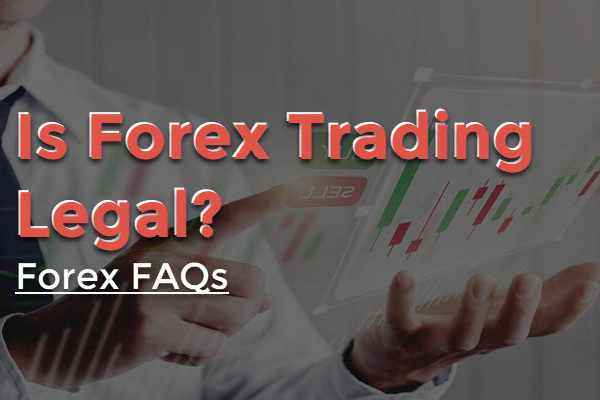 Forex trading legal