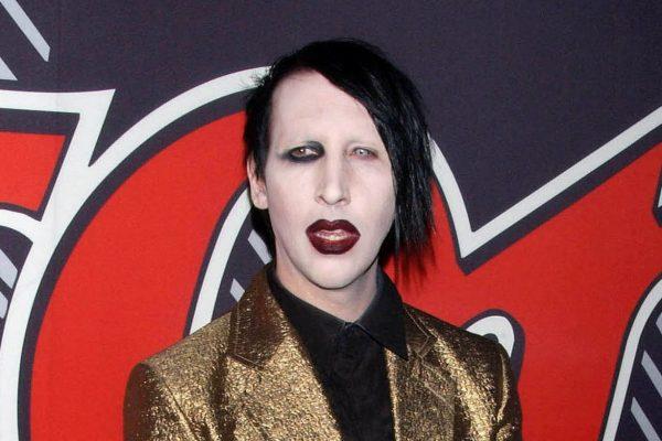 Marilyn Manson no Makeup